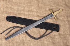 Epée en bois et fourreau