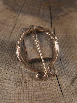 Fibule Omega en bronze