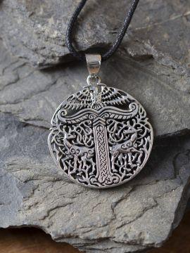 Pendentif Amulette Irminsul