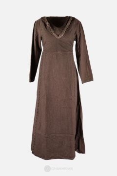 Robe Lagertha en marron S