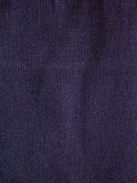 Leinenstoff Meterware - marineblau