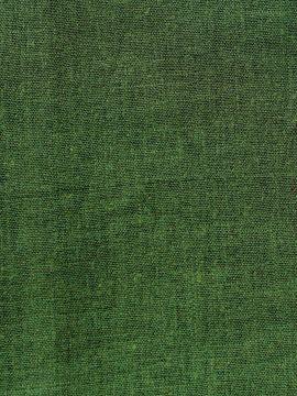 Tissu lin vendu au mètre vert