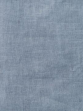 Tissu lin vendu au mètre bleu