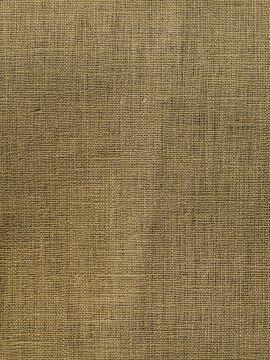 Tissu lin vendu au mètre Kaki