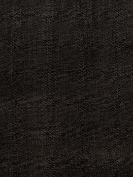 Tissu lin vendu au mètre noir
