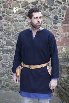 Tunique en laine Lodin en bleu