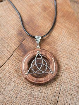Amulette Triquetra