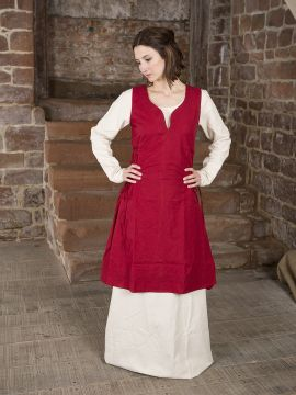 Robe Lannion rouge