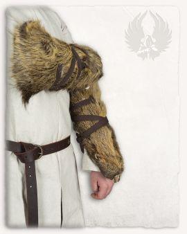 Protège-bras Farald en ragondin