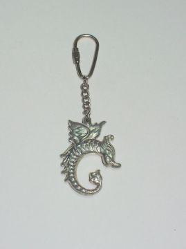 """Porte-clés """"Dragon celtique"""""""