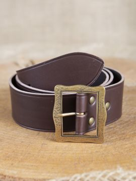 Ceinture Lansquenet marron