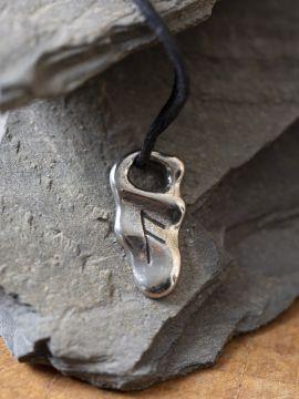 Rune pour les rites initiatiques Os