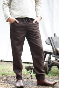 Pantalon Rubus marron XL