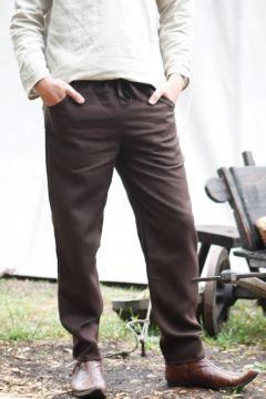 Pantalon Rubus marron L
