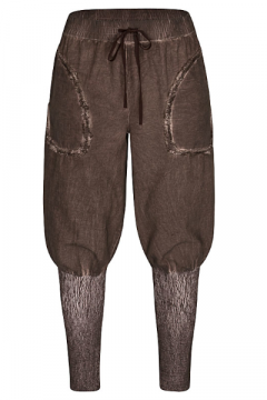 Pantalon Rurik en marron XL