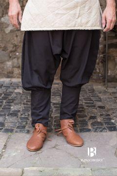 Pantalon bouffant Kévian en noir