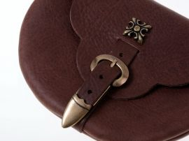 Pochette de ceinture Ronneburg, marron