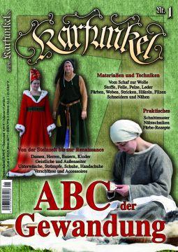 Karfunkel - Revue en allemand ABC du costume