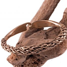 Bracelet Viking en bronze