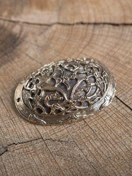 Fibule ovale en Bronze