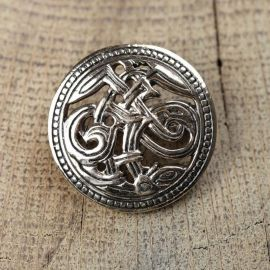 Broche viking bronze