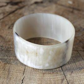 Bracelet en corne véritable