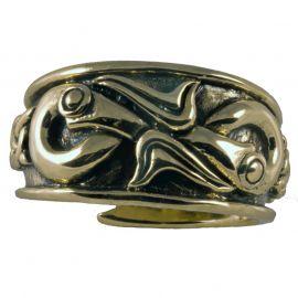 Bague Viking en bronze