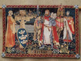 Tapisserie Roi Arthur