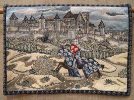 Tapisserie Carcassonne