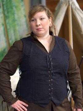 Gilet Marian noir