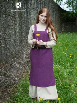 Robe Viking Frida en lilas