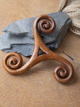 Triskele en bois de Soar