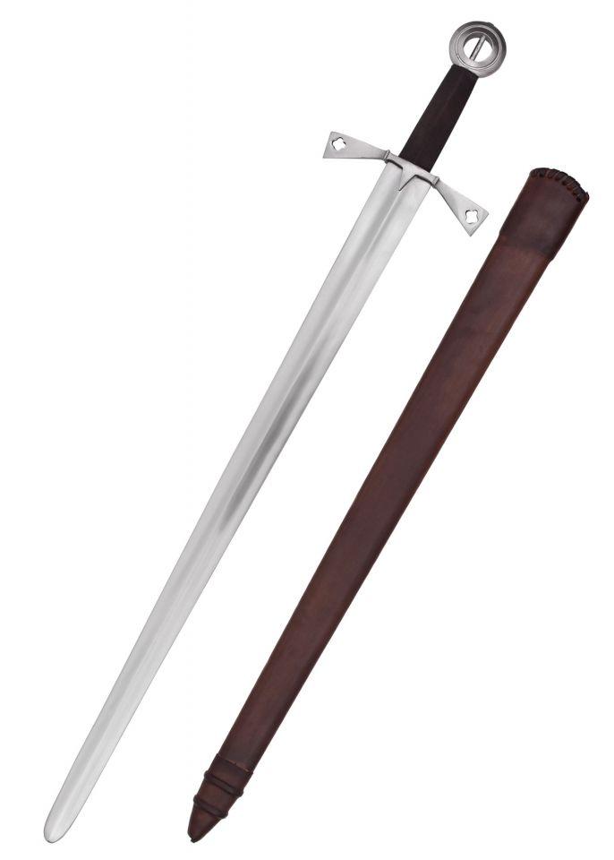 Épée irlandaise à une main pour combat de démonstration léger