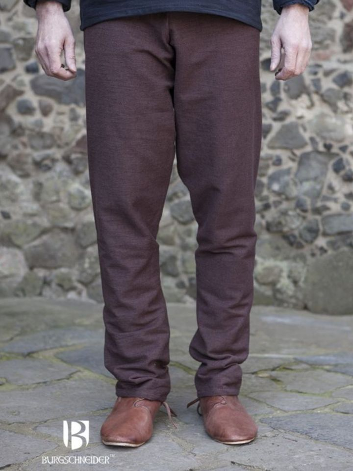 Pantalon Viking Thorsberg en marron