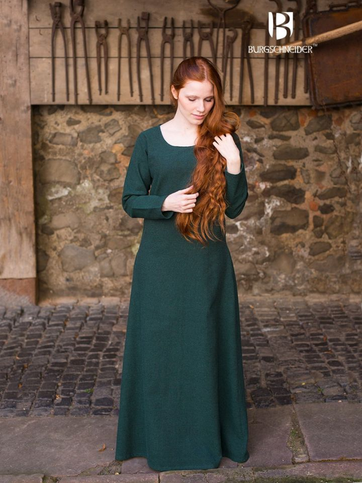 Surcot Freya en vert