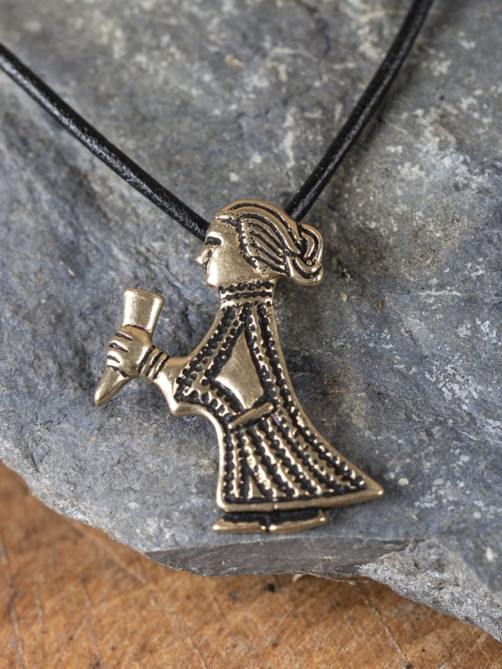 Amulette Valkyrie de Klinta