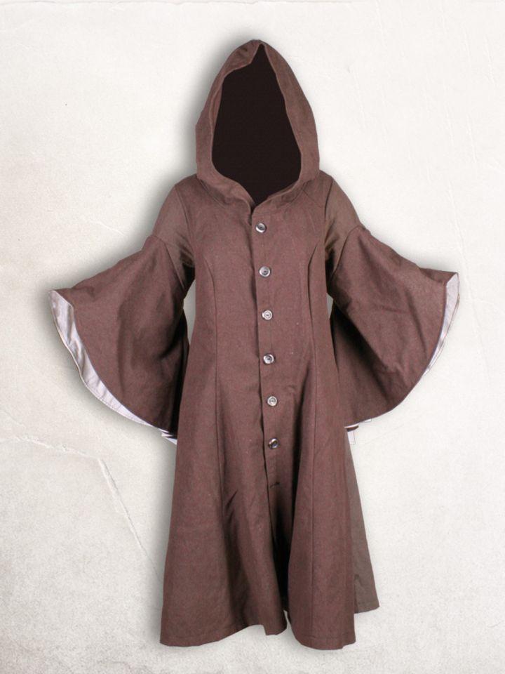 Manteau de magicien en coton