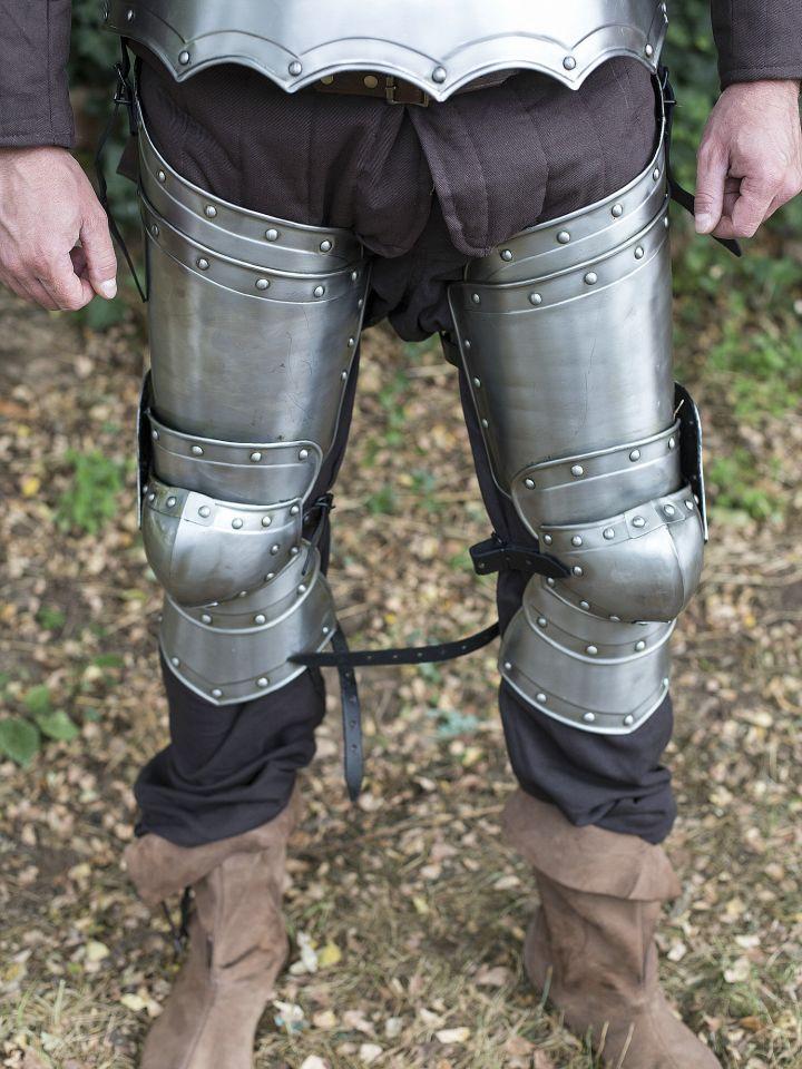 Cuirasse de jambe Balthazar