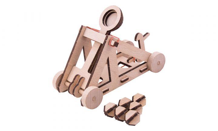 Catapulte jouet en kit