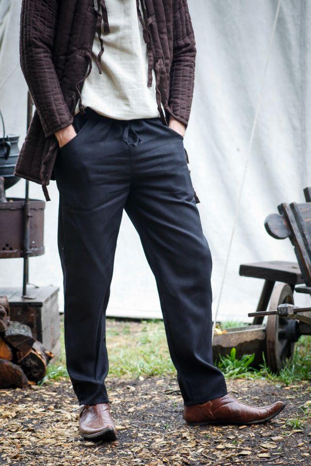 Pantalon Rubus noir S