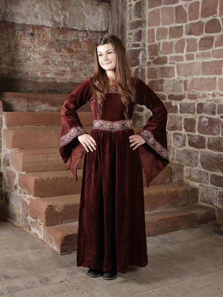 Robe de Bourgogne