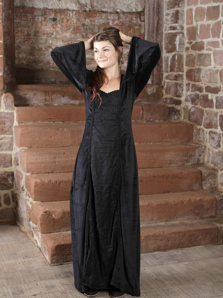 Robe de velours