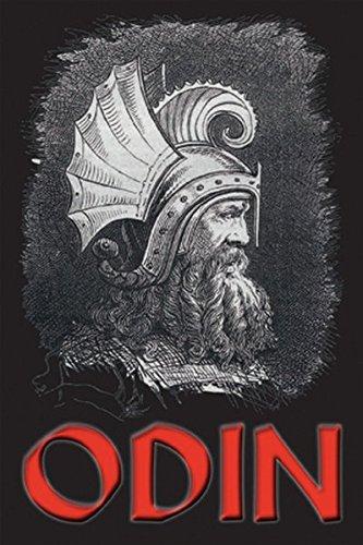 Enseigne décorative «Odin»