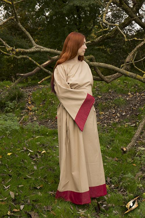 Robe Médiévale Runa pour enfant