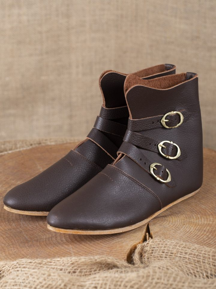 Chaussure médiévale Ulrich