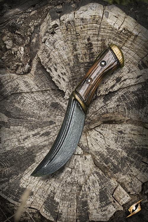 Couteau de chasse de lancer GN