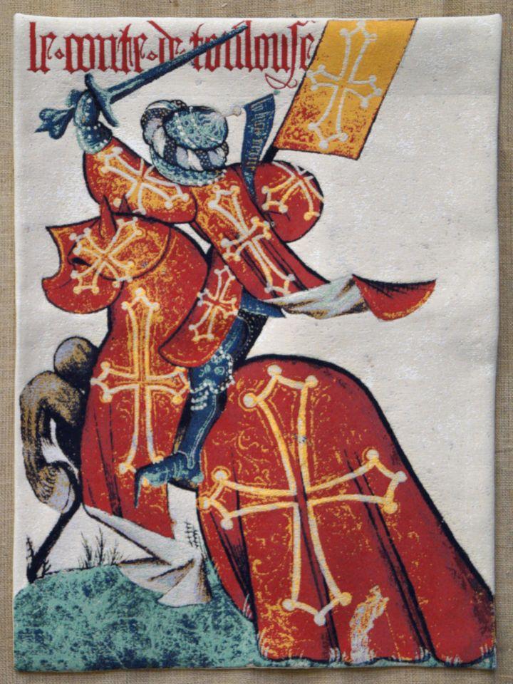 Tapisserie «Le Comte de Toulouse»