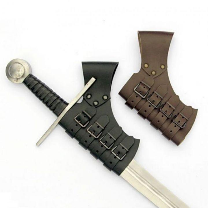 Support de ceinture pour épée marron