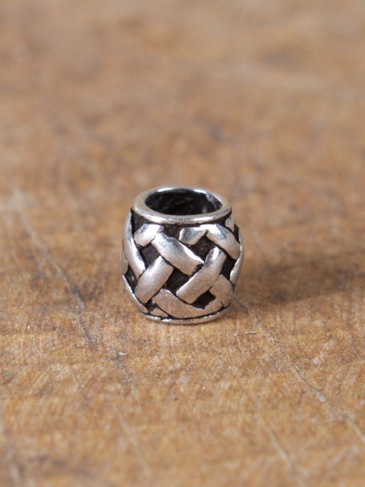 Perle Viking motif tressé