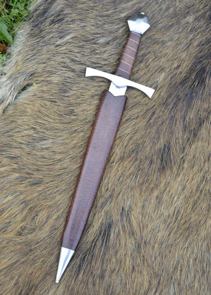 Dague médiévale Classique